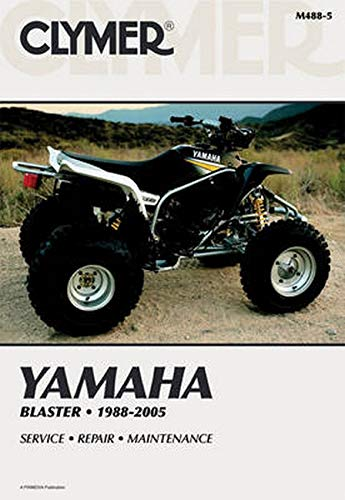 9780892878833: Yamaha Blaster 1988-2005 (Clymer Manuals: Motorcycle Repair)