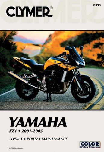 Yamaha FZ-1 2001-2005 (Clymer Motorcycle Repair): Penton Staff