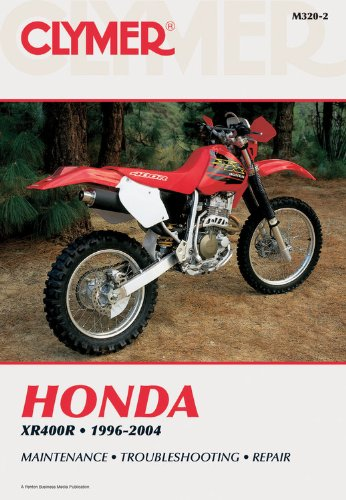 9780892879243: Honda XR400 R 96-04 (Clymer Motorcycle Repair)