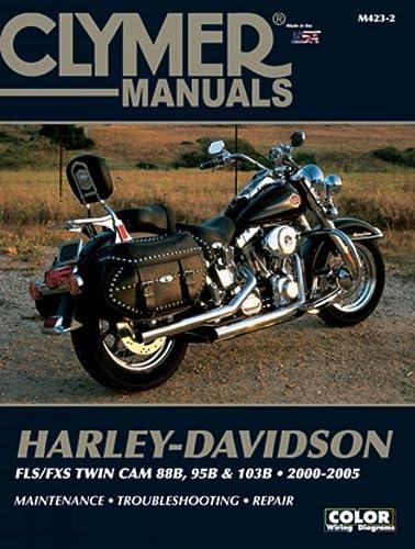 Clymer Harley Davidson Fls/Fxs twin cam 88B, 95B & 103B, 2000-2005: Penton Staff