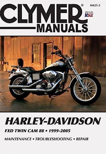9780892879861: Harley Davidson FXD Twin Cam 88 1999-2005