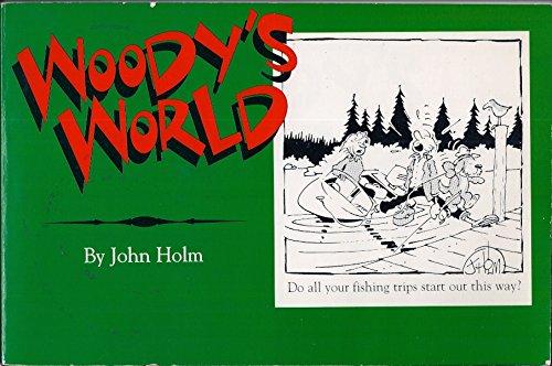 9780892882632: Woody's World (Newspaper Comic)