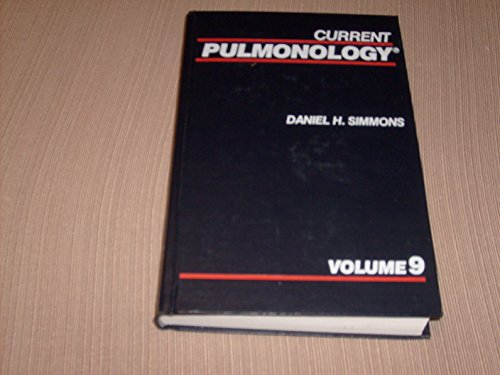 9780892891023: Current Pulmonology