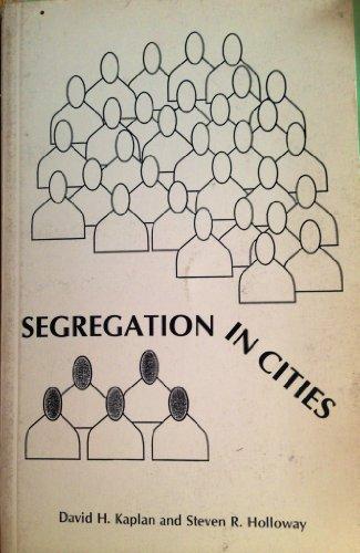 9780892912520: Segregation in Cities