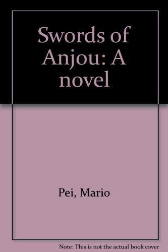 9780892930654: Swords of Anjou: A novel