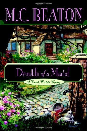 DEATH OF A MAID [ADVANCE READING COPY]