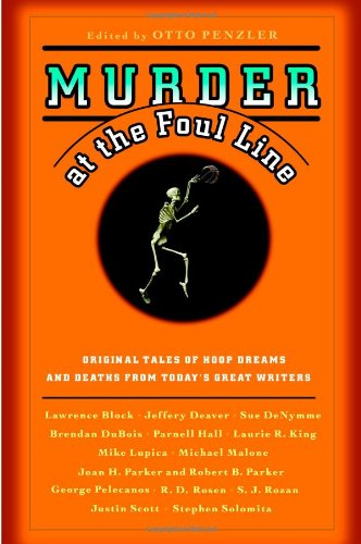 9780892960163: Murder at the Foul Line: Original Tales of Hoop Dreams and Deaths from Today's Great Writers