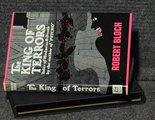 9780892960293: The king of terrors: Tales of madness and death