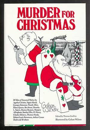 Murder for Christmas: Godfrey, Thomas