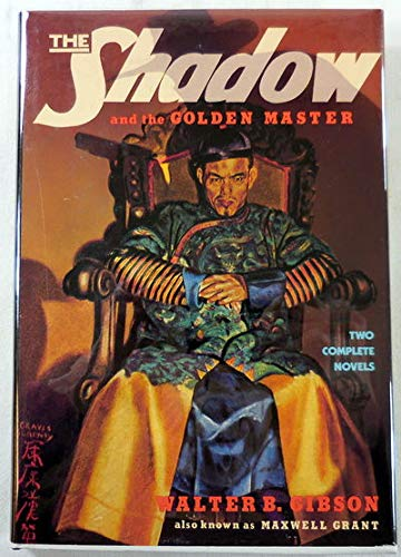 9780892960736: The Shadow and the Golden Master