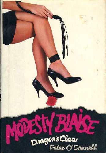 Dragon's Claw (Modesty Blaise) (0892961058) by O'Donnell, Peter