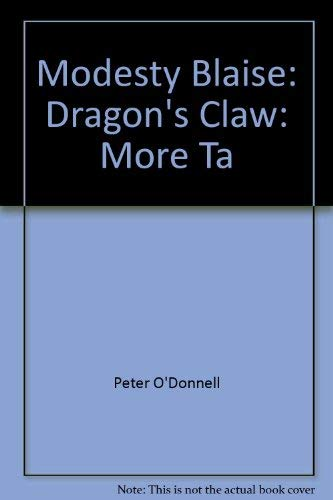 Dragon's Claw: O'Donnell, Peter