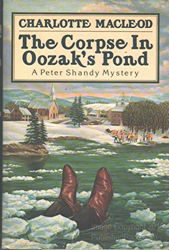 Corpse in Oozak's Pond.: MACLEOD, Charlotte.