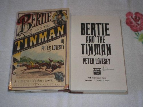 Bertie and the Tinman: Lovesey, Peter