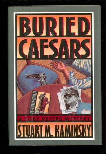9780892963744: Buried Caesars (Toby Peters)