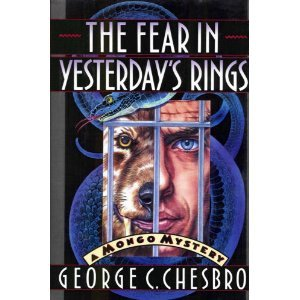 9780892963966: Fear in Yesterday's Rings: A Mongo Mystery