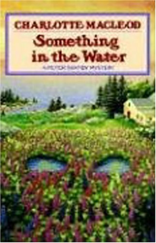 9780892964307: Something in the Water (Peter Shandy Mysteries)