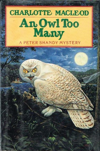 9780892964314: An Owl Too Many (Peter Shandy Mysteries)
