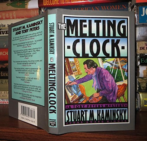 9780892964352: The Melting Clock (A Toby Peters Mystery)