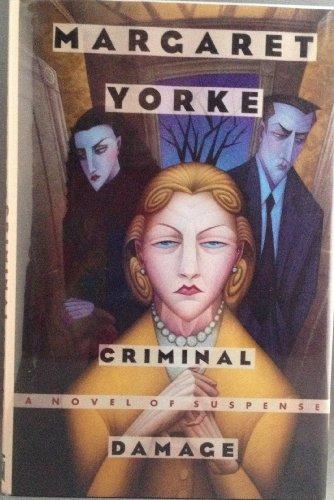 9780892964994: Criminal Damage (Large Print)