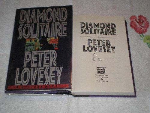 9780892965359: Diamond Solitaire (Peter Diamond Mystery)