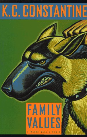 9780892965458: Family Values (A Mario Balzic novel)