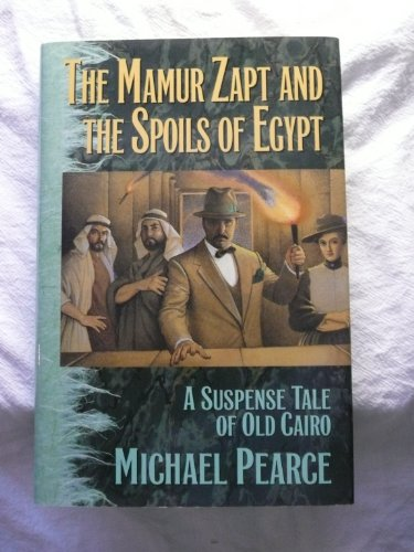 9780892965601: The Mamur Zapt and the Spoils of Egypt