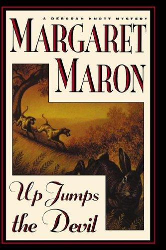 UP JUMPS THE DEVIL: Maron, Margaret.