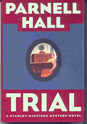Trial (0892965703) by Parnell Hall
