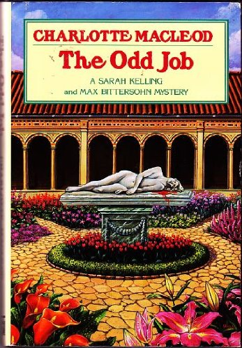 9780892965717: The Odd Job (Sarah Kelling and Max Bittersohn Mysteries)