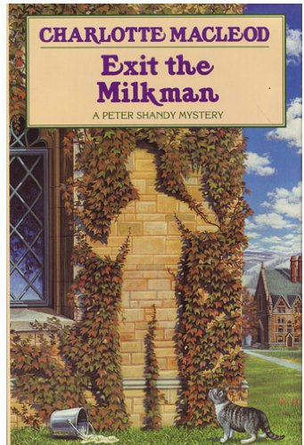 9780892965724: Exit the Milkman (Peter Shandy Mysteries)