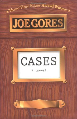 CASES (SIGNED): Gores, Joe