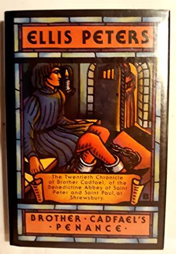 Brother Cadfael's Penance: Ellis Peters