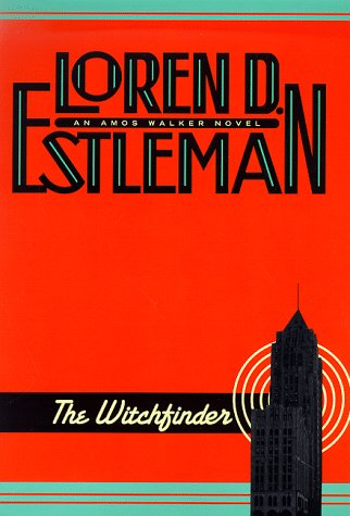 THE WITCHFINDER (SIGNED): Estleman, Loren D.