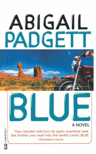 Blue ** Signed**: Padgett, Abigail