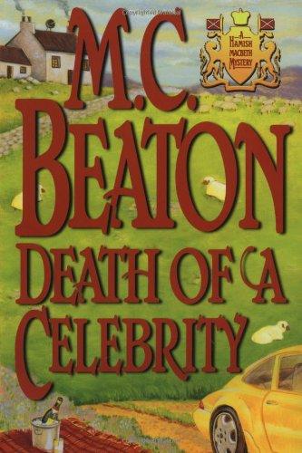 9780892966769: Death of a Celebrity (Hamish Macbeth Mysteries, No. 18)