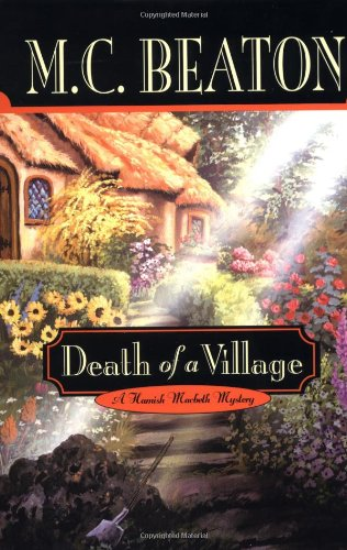 9780892966776: Death of a Village: A Hamish Macbeth Mystery (Beaton, M. C.)