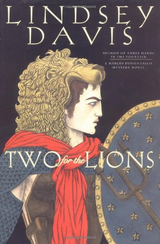 9780892966936: Two for the Lions (The Tenth Marcus Didius Falco Novel)