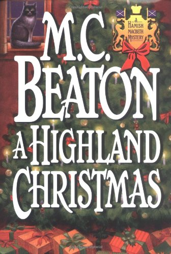 9780892966998: A Highland Christmas (Hamish Macbeth Mysteries, No. 16)