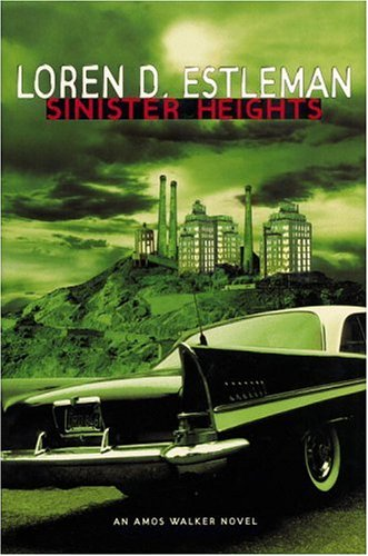 9780892967384: Sinister Heights (The Amos Walker Series #16)