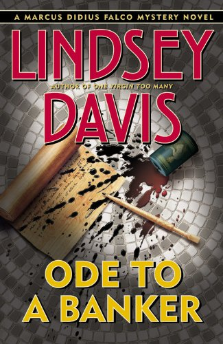 9780892967407: Ode to a Banker (A Marcus Didius Falco Mystery)