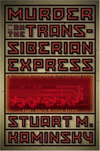 9780892967476: Murder on the Trans-Siberian Express: A Porfiry Petrovich Rostnikov Novel