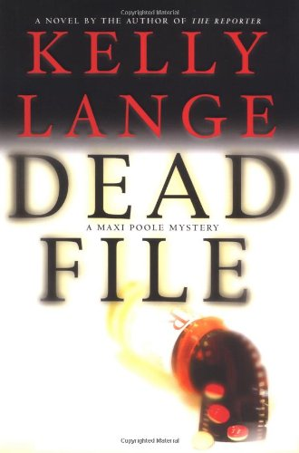 9780892967513: Dead File (Maxi Poole Mysteries)