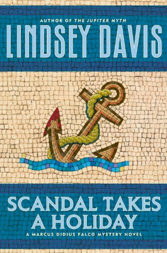 Scandal Takes A Holiday ***SIGNED***: Lindsey Davis