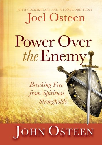 9780892968879: Power over the Enemy: Breaking Free from Spiritual Strongholds