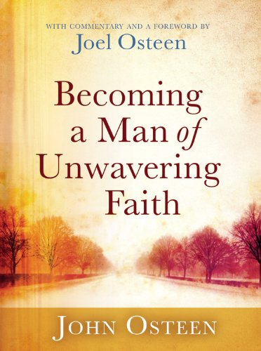 9780892968893: Becoming a Man of Unwavering Faith