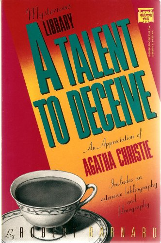 9780892969111: A Talent to Deceive: An Appreciation of Agatha Christie
