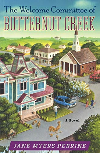 9780892969210: The Welcome Committee of Butternut Creek: A Novel