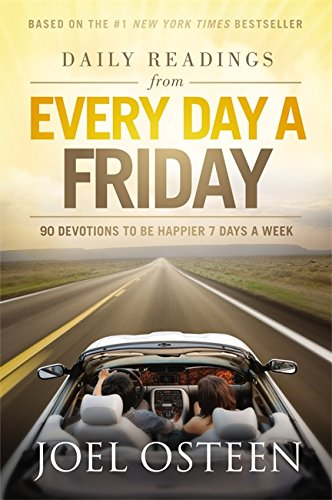 9780892969920: Daily Readings From Every Day a Friday: 90 devotions to be happier 7 days a week