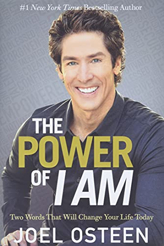 9780892969968: The Power of I Am: Two Words That Will Change Your Life Today